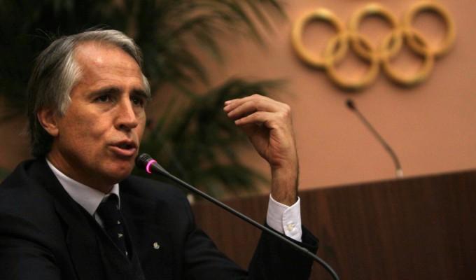 Giovanni Malagò, Presidente del CONI per le Olimpiadi di Roma 2024